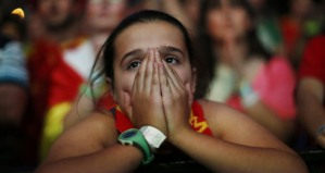 Spain Brazil Soccer WCup